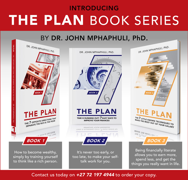 the plan book series